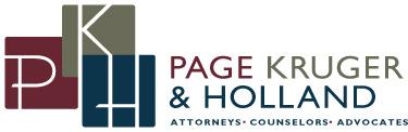 Page Kruger Logo